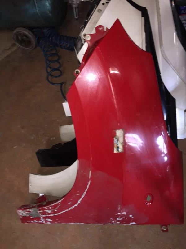 Fiat kaporta parçaları