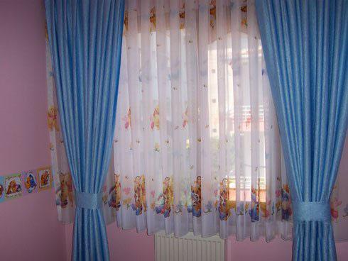Çocuk Odası Perde 2