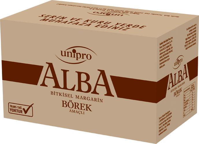 Alba Trans Yağ
