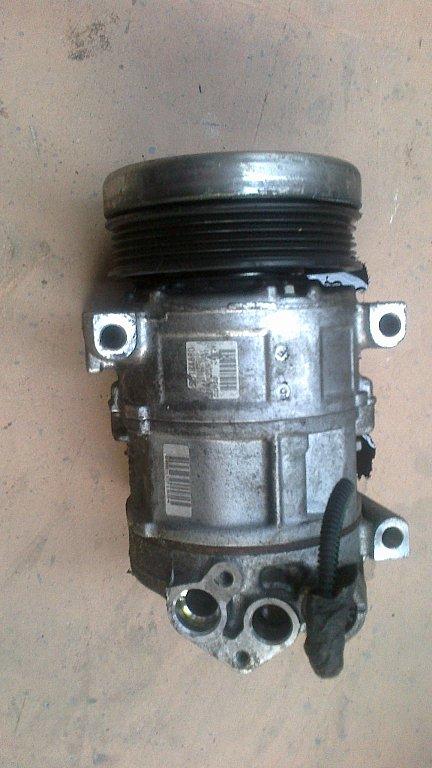 grande punto 1,4 benzinli klima kompresörü